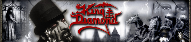King Diamond - www.king-diamond.de - deutsche Fanseite